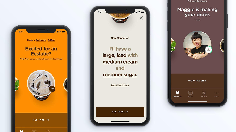 FastCo: Philz Coffee's Custom App Makes Transactions Intimate
