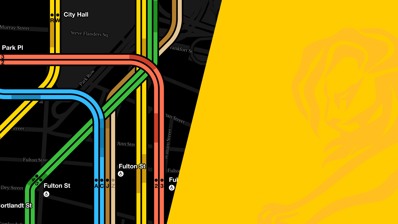 MTA Live Subway Map wins Gold Cannes Lions